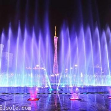 音乐喷泉厂家音乐喷泉施工单位专业喷泉公司